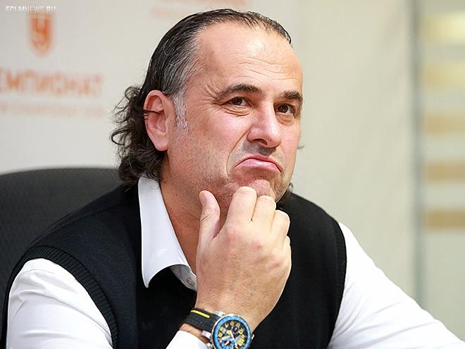 Божович: я бы на месте россиян не вышел доигрывать матч