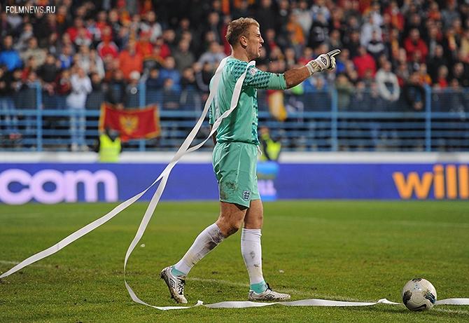 Еще два случая, когда черногорские фанаты бросали дрянь во вратарей