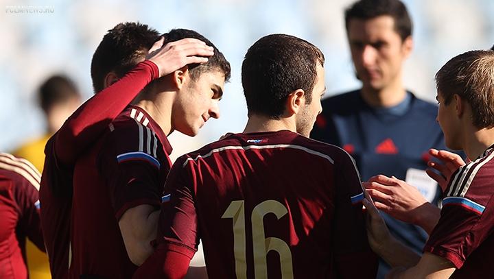 Юноши вышли на ЕВРО-2015 U-19!