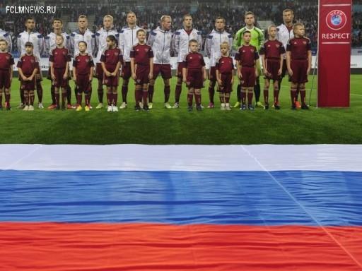 Россия напрямую выходит на Евро-2016 #прямосейчас