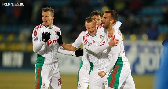 «Локомотив» продлил беспроигрышную серию до десяти матчей