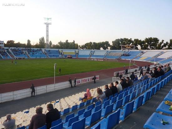 Финал Кубка России может пройти в Астрахани