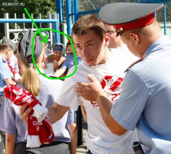 Суд не удовлетворил апелляцию болельщицы «Спартака» в деле против МВД Татарстана