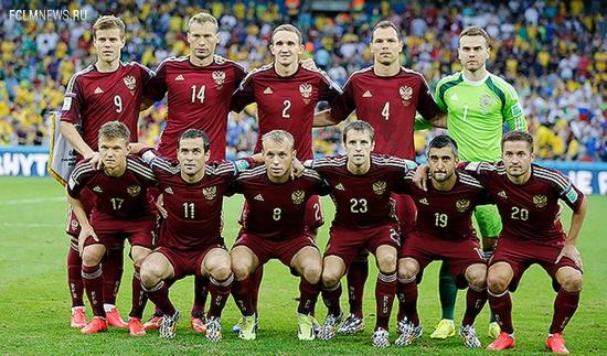 В расширенном составе сборной  России четыре дебютанта