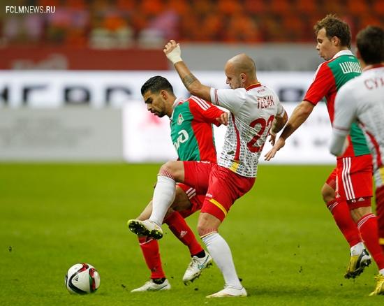 «Локомотив» – «Арсенал» - 0:1