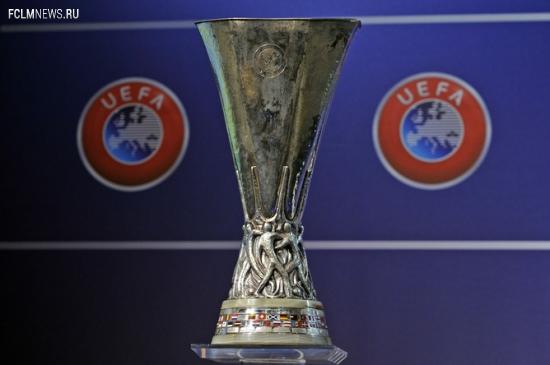 УЕФА: клубы России и Украины в 1/4 финала ЛЕ будут разведены по разным парам