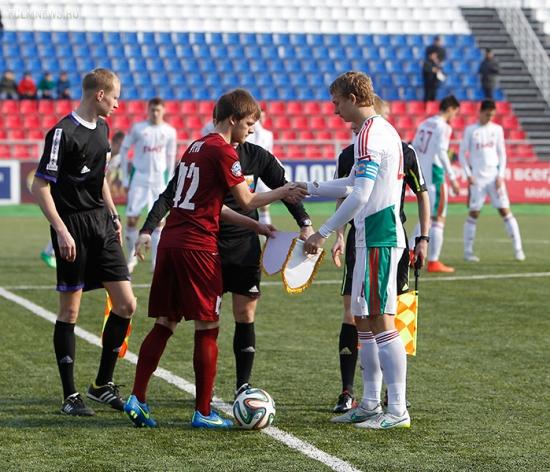 «Мордовия» (мол) – «Локомотив» (мол) - 1:0