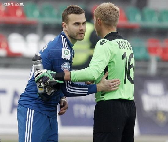 Самый абсурдный матч русского сезона
