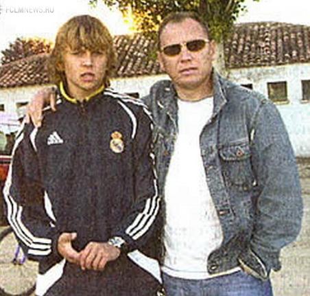 Отцы и дети современного футбола