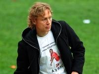 Карпин вновь побывал на матче «Локомотива»