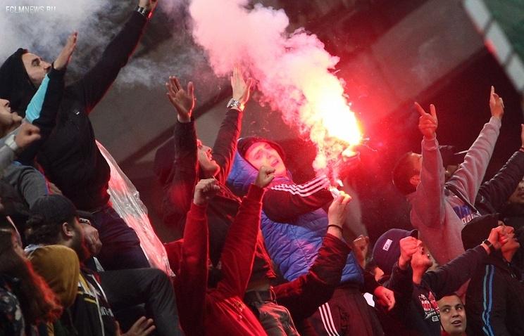 УЕФА присудил команде Черногории техническое поражение в матче со сборной России
