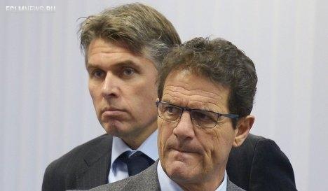 Центр по исследованию коррупции проверит возможных агентов Капелло и Розетти