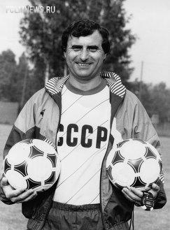 Анатолий Бышовец: искусство – это осанка Улановой, а футбол чаще просто зрелище