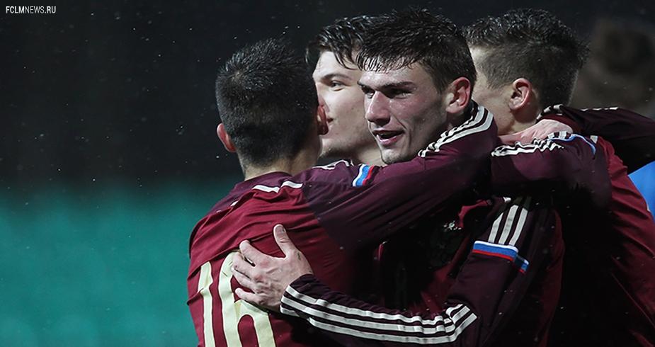 Махатадзе и Галаджан вызваны в сборную России