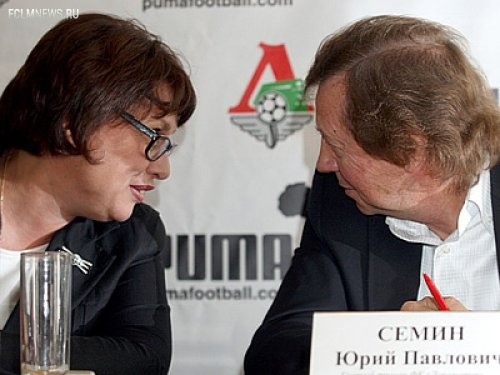 Юрий Семин:  Я бы хотел вернуться в «Локомотив»