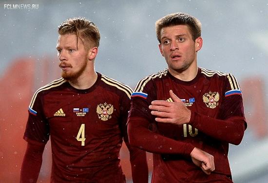Новосельцев, мальчик и мальчик. Самый необычный матч сборной России при Капелло