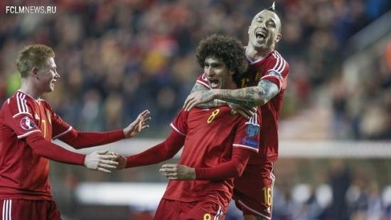 Сборная России сохранила 18-ю строчку в рейтинге УЕФА