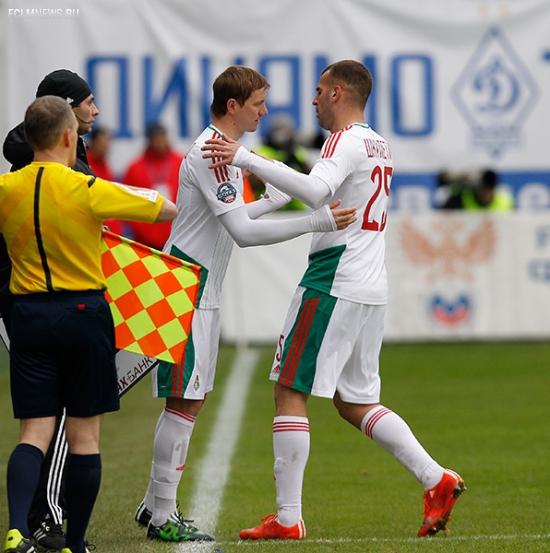 «Динамо» - «Локомотив» - 2:2