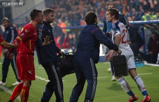 РФС направил в УЕФА документы по событиям на матче Черногория — Россия