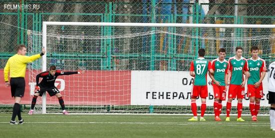 «Локомотив» (мол) – «Торпедо» (мол) - 5:2