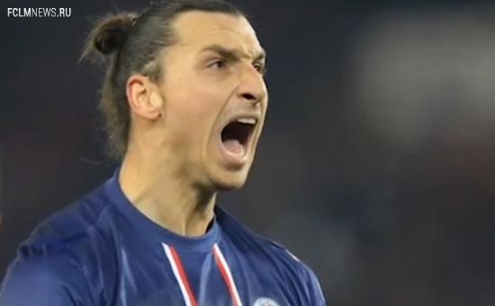 Ибрагимович дисквалифицирован на четыре матча за слова о «дерьмовой стране»