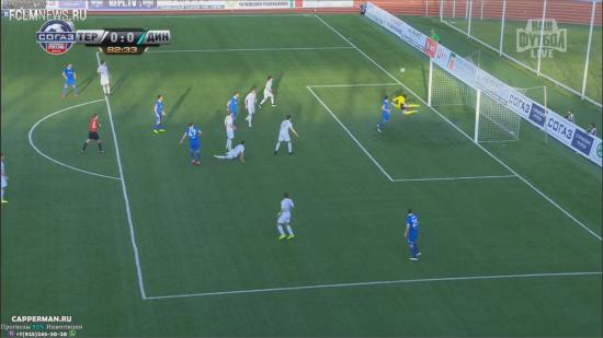 Терек - Динамо - 0:0