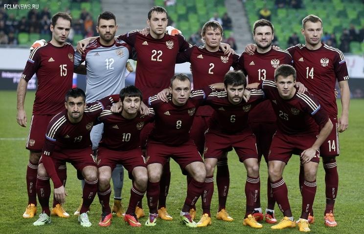 Сборная России проведет товарищеский матч с командой Белоруссии 7 июня