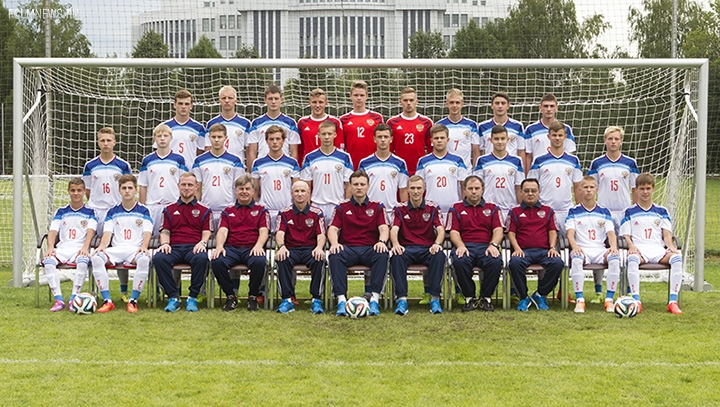Стал известен состав сборной России (U-17), который поедет на чемпионат Европы