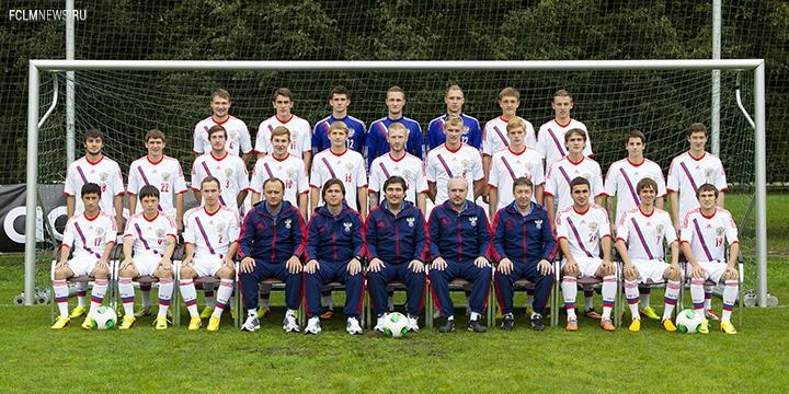 Молодежки России и Беларуси проведут товарищеский матч