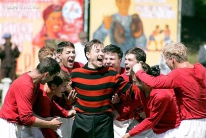 Футбол в осадной Москве и блокадном Ленинграде