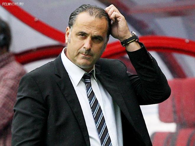 """Миодраг Божович: """"Когда команда не выигрывает, можно говорить о кризисе"""""""