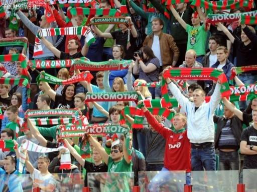 Это ваше Черкизово? Как фанаты «Локомотива» смотрели игру с ЦСКА
