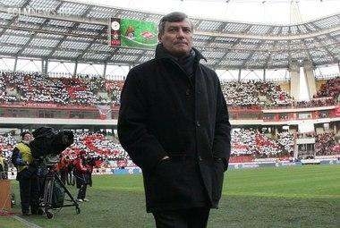 """Владимир Эштреков: """"Надеемся, что """"Локомотив"""" пройдет в плей-офф"""""""