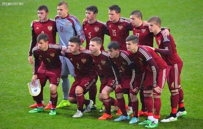 Россия сыграет с Англией в четвертьфинале чемпионата Европы U17