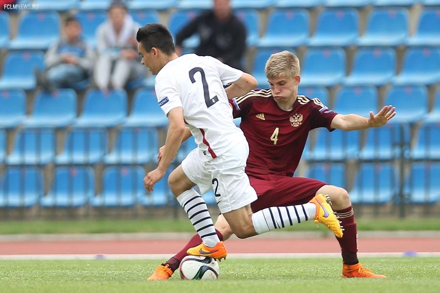 6 героев юношеской сборной России, которая пробилась в плей-офф Евро