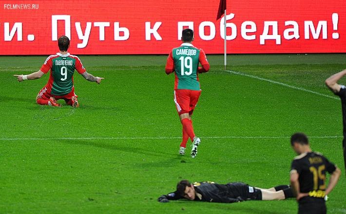 Черевченко благодарит игроков, Билялетдинов - критикует