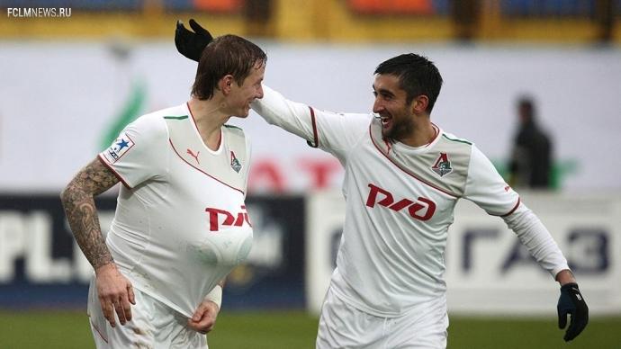 Самедов и Павлюченко уже были совладельцами Кубка