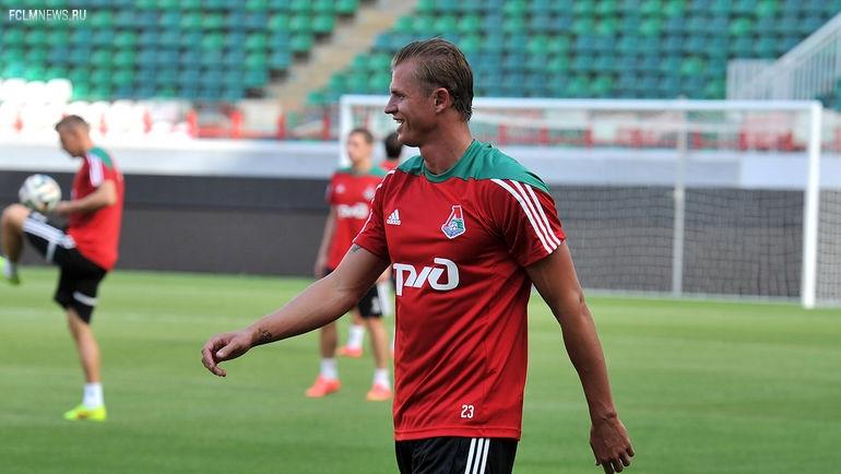 Дмитрий Тарасов: Такие матчи тяжелее смотреть, чем в них участвовать
