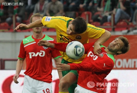 «Локо» намерен обойти «Спартак», а ЦСКА – «Краснодар»