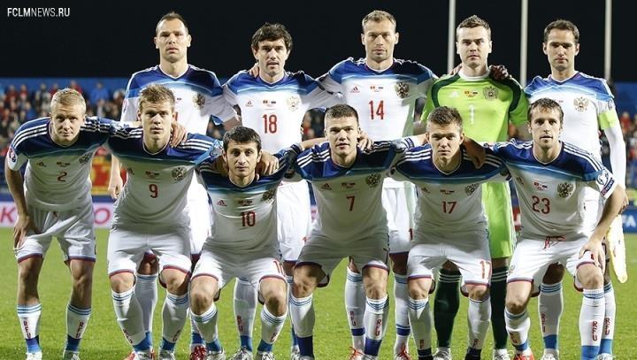 Капелло назвал расширенный состав сборной России на матч с Австрией