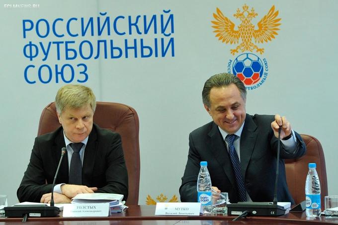 Николай Толстых выступит с предложением ограничения финансирования клубов госкорпорациями