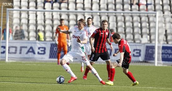 Дмитрий Тарасов: У «Амкара» не было моментов, кроме пенальти
