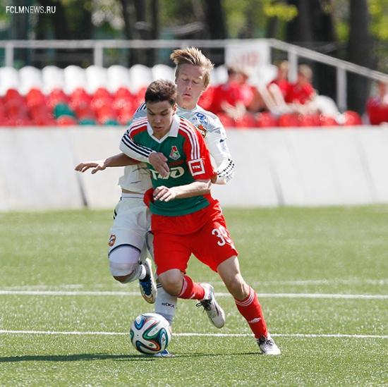 «Локомотив» (мол) - ЦСКА (мол) - 1:0