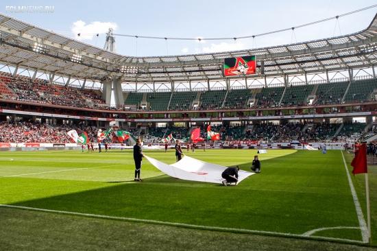 Фоторепортаж с матча «Локомотив» — ЦСКА