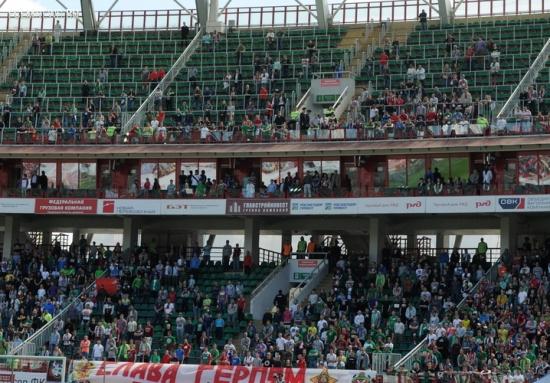 Дырка от публики. Почему 14 тысяч на матча ЦСКА и «Локо» - это катастрофа