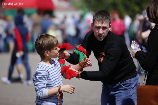 «Семейный сектор» на матче с ЦСКА