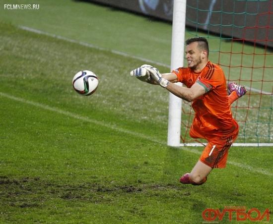«Локо» – «Рубин» – 3:0. Еженедельник «Футбол»
