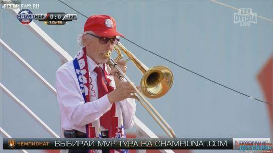 Мордовия - Терек 1:0