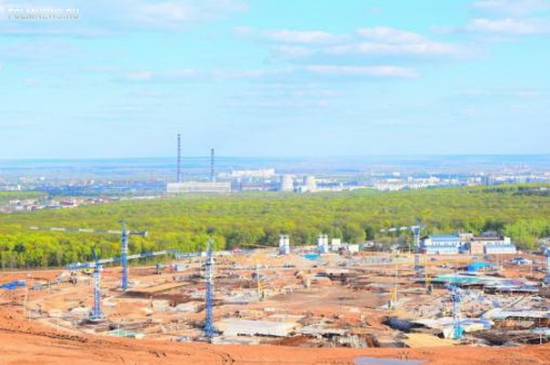 Труд заключенных может быть использован на строительстве объектов к ЧМ-2018