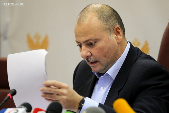 Удаление Умара Ниассе будет рассмотрено на заседании КДК РФС
